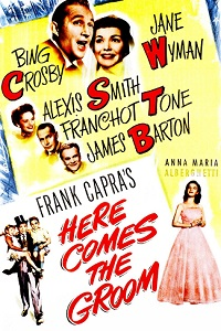 Poster de Here Comes the Groom (1951)