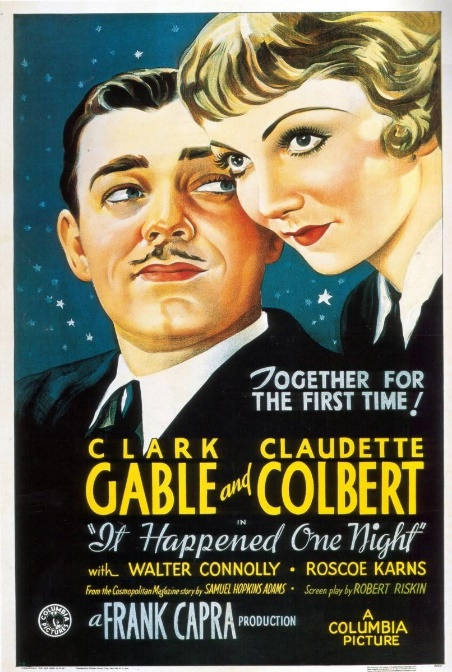 Resultado de imagen de It Happened One Night
