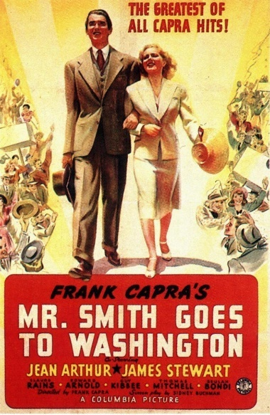 Resultado de imagen de Mr. Smith Goes to Washington de Capra